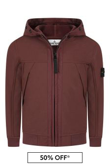 Boys Burgundy Jacket