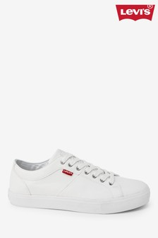 Levi's® White Woodward Trainers