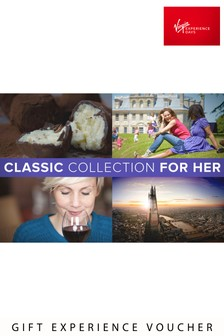 Classic Collection For Her Gift Experience by Virgin Experience Days