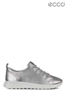 ECCO® Flexure Runner W Leather Lace Trainers
