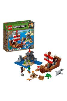 LEGO® Minecraft The Pirate Ship Adventure 21152