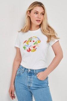 Converse Flower T-Shirt