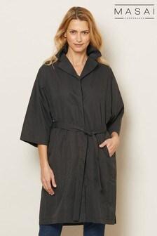 Masai Black Tamara Coat