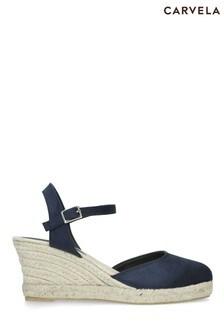 Carvela Blue Sabrina 2 Sandals
