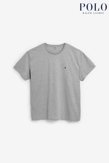Polo Ralph Lauren Big And Tall Crew Neck T-Shirt