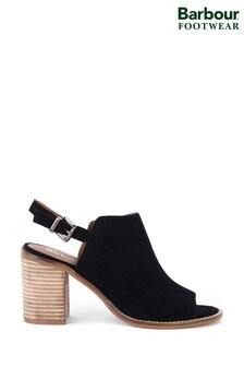 Barbour® Scarlett Block Heel Mules