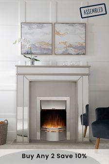 Mirror Fire Surround