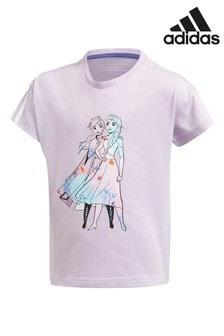 adidas Little Kids Frozen T-Shirt