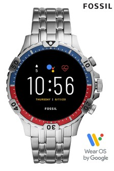 Fossil™ Q Mens Gen 5 HR Touchscreen Smartwatch