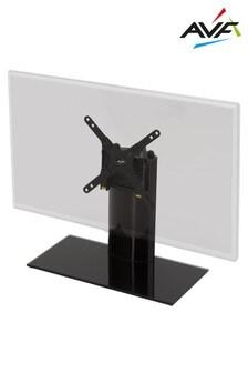 AVF Universal Table Top Stand/Base  200 VESA  Adjustable Tilt and Turn