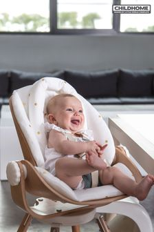 Evolu Newborn Seat Natural/White