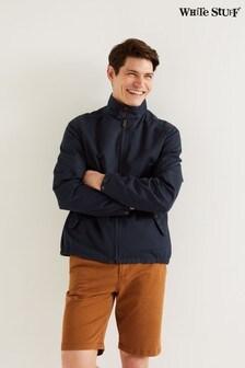 White Stuff Blue Harrington Jacket