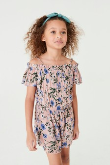 Cold Shoulder Playsuit (3-16yrs)