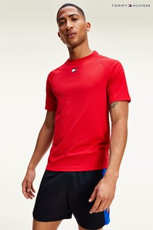 Tommy Hilfiger Red Flag Training T-Shirt