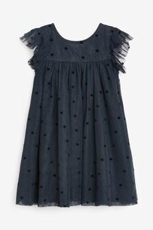 Sparkle Spot Party Dress (3mths-7yrs)