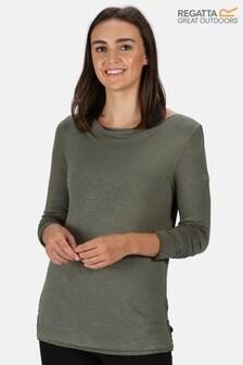 Regatta Frayler Long Sleeve T-Shirt