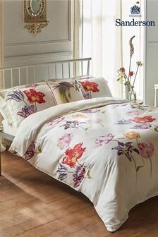 Sanderson Home Tulipomania Duvet Cover
