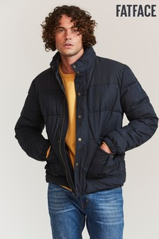 FatFace Blue Rigden Padded Jacket