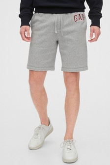 Gap Grey Fleece Shorts