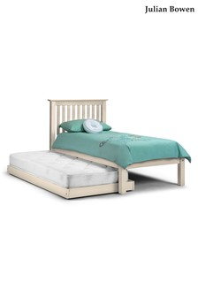 Barcelona Guest Bed With Trundle By Julian Bowen
