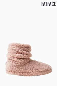 FatFace Pink Serena Slouchy Boots