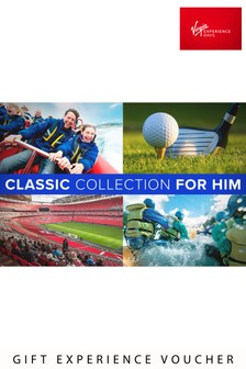Classic Collection For Him Gift Experience by Virgin Experience Days