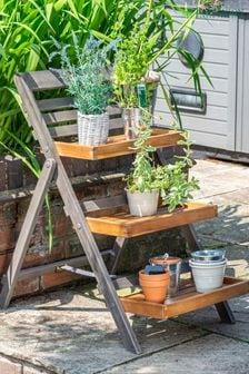 Small Alderley Plant Ladder By Rowlinson