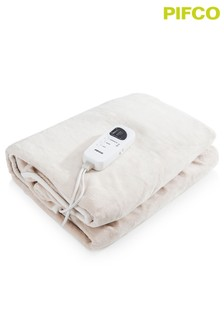 Heated Throw And Over Blanket by Pifco