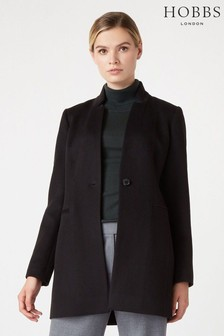 Hobbs Black Elysia Coat