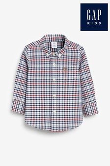 Gap Blue Oxford Shirt