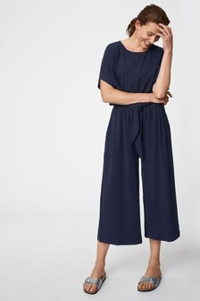 Thought Blue Elizabeth Jumpsuit