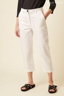 Great Plains White Herring Denim Jeans