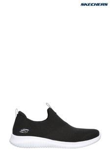 Skechers® Black Ultra Flex First Take Trainers