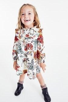 Frill Dress (3mths-7yrs)