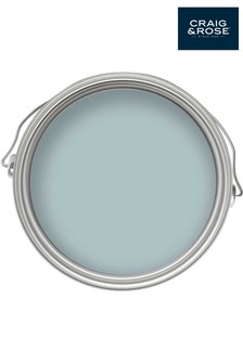 Chalky Emulsion Swedish Blue Paint by Craig & Rose