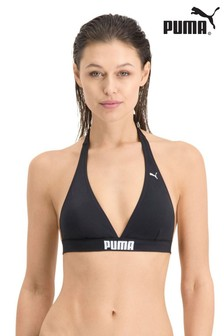 Puma® Swim Women Halter Straps Bikini Top