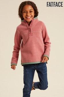 FatFace Pink Mini Airlie Sweater