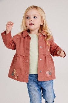 Embroidered Jacket (3mths-7yrs)