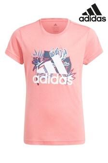 adidas Performance Tropical Logo T-Shirt