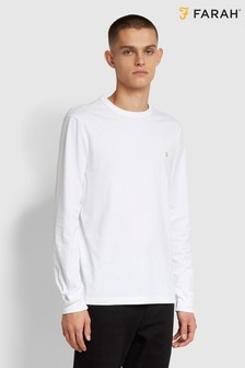 Farah Worthington Long Sleeve T-Shirt