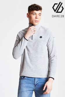 Dare 2b Grey Obstinate Half Zip Fleece