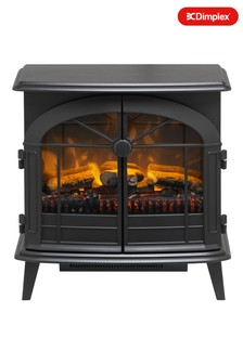 Leckford Electric Optiflame Stove By Dimplex