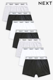 7 Pack Trunks (2-16yrs)