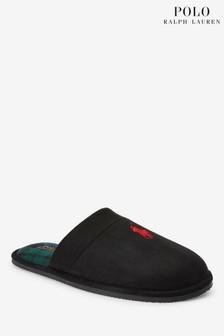 Polo Ralph Lauren Mens Klarence Slippers