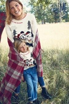 Matching Mother & Me Women's Mickey Mouse™ Sweatshirt