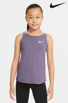 Nike Performance Purple Elastika Vest