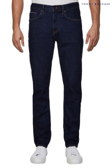 Tommy Hilfiger Pax Blue Straight Denton Jeans