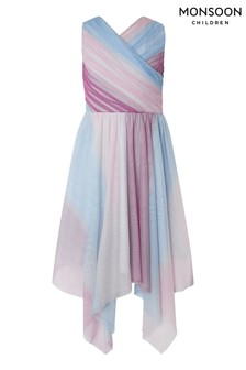 Monsoon Pink Arianna Prom Dress