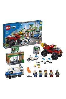 LEGO 60245 City Police Monster Truck Heist Building Set