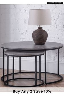 Staten Coffee Table Nest by Julian Bowen